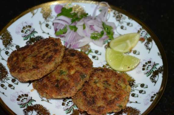 Chana Fried Kabab Recipe In Urdu