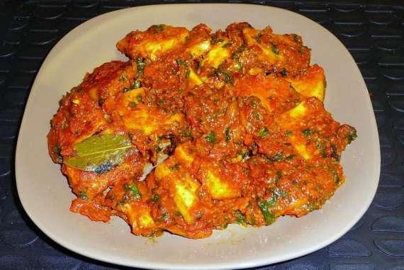 Karahi Paneer Tikka Recipe In Urdu