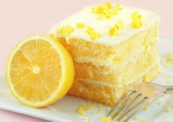 Ginger Lemon Cake Recipe In Urdu