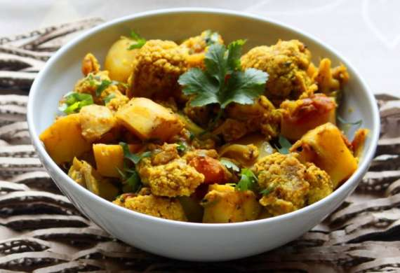 Gobi Aur Aloo Recipe In Urdu