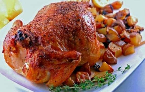 Broast Chicken Recipe In Urdu