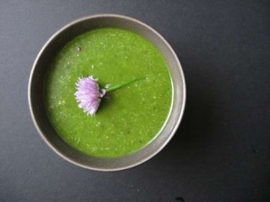 All Green Soup Recipe In Urdu