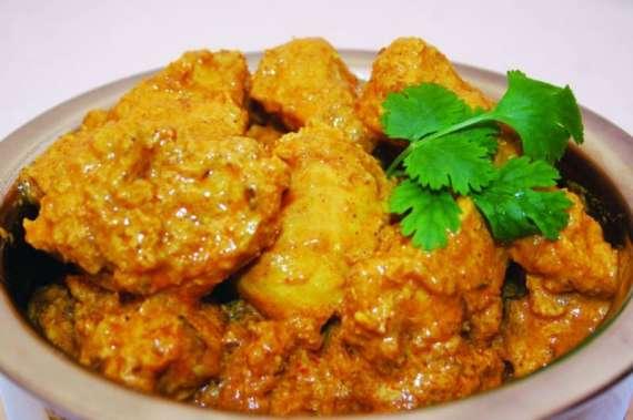 Murgh Ka Bhuna Hua Korma Recipe In Urdu