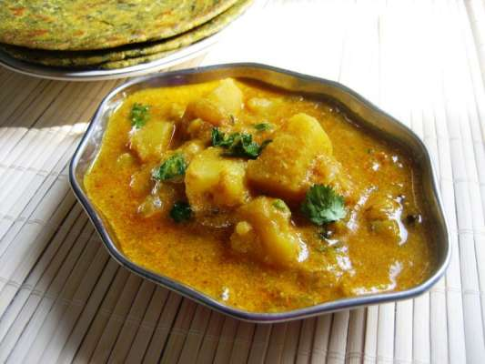Aloo Ka Korma Recipe In Urdu