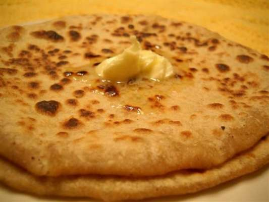 Ghiyoon Ki Rogni Roti Recipe In Urdu