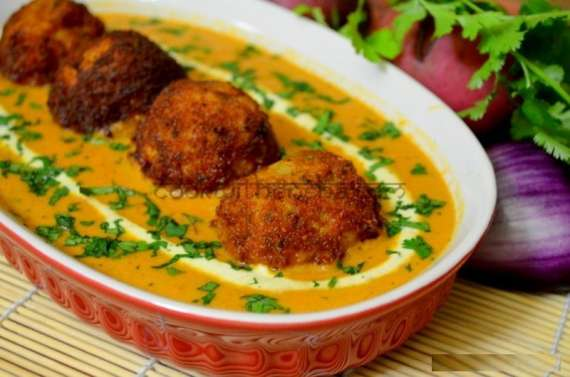 Kidney Kofta Curry Recipe In Urdu
