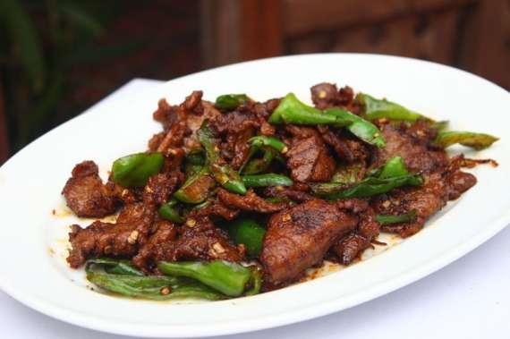 Dry Beef Chilli Recipe In Urdu