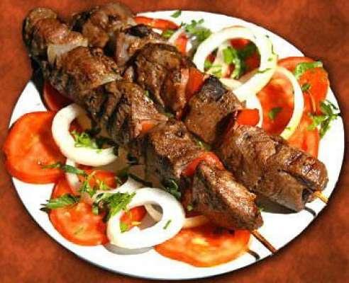 Bheja Kabab Recipe In Urdu