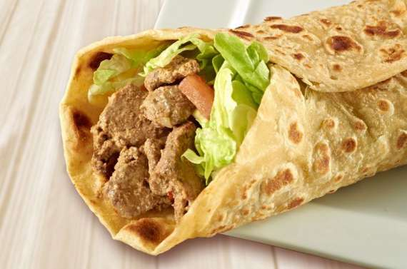 Kaleji Paratha Roll Recipe In Urdu