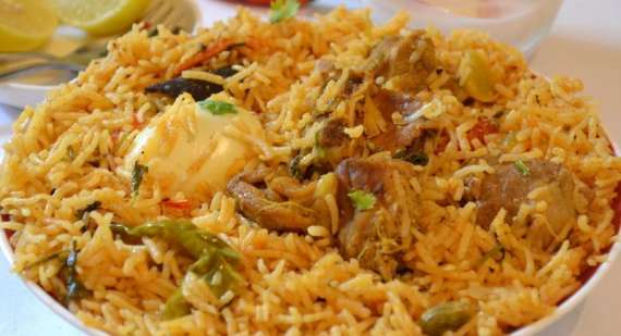 Mutton Masalay Dar Biryani Recipe In Urdu
