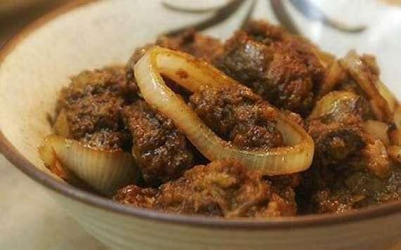 Gurda Ghotala Recipe In Urdu