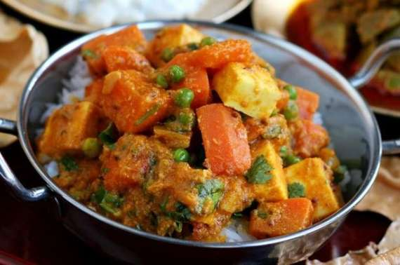 Paneer Aur Gajar Recipe In Urdu