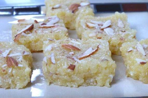 Khopra Halwa Recipe In Urdu