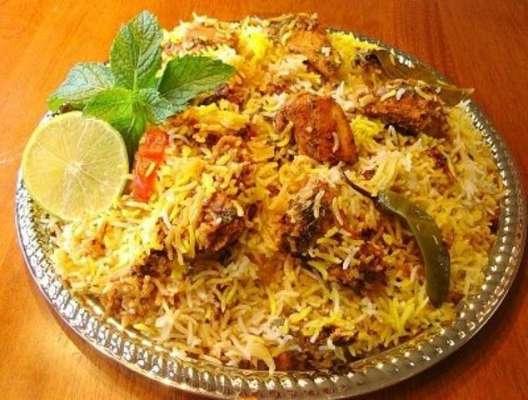 Pasanday Ki Biryani Recipe In Urdu