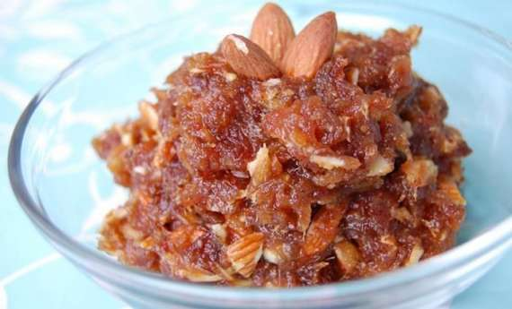Halwa Khajoor Recipe In Urdu