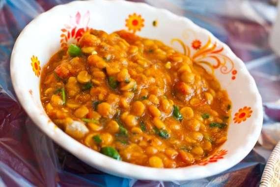 Chana Daal Gosht Recipe In Urdu