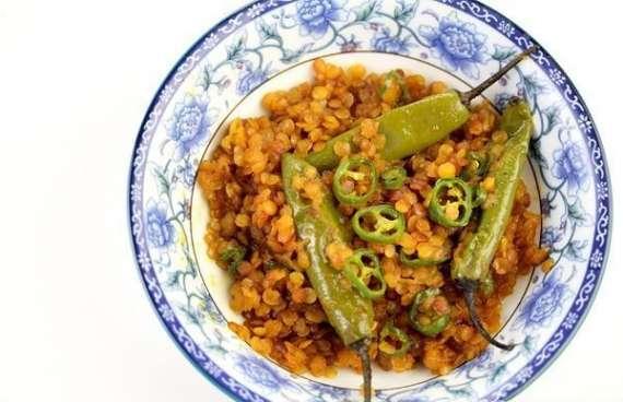 Dhuli Moong Ki Daal Recipe In Urdu