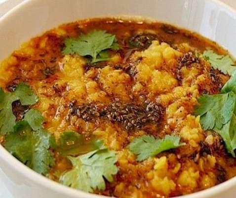Gosht Aur Daal Moong Recipe In Urdu