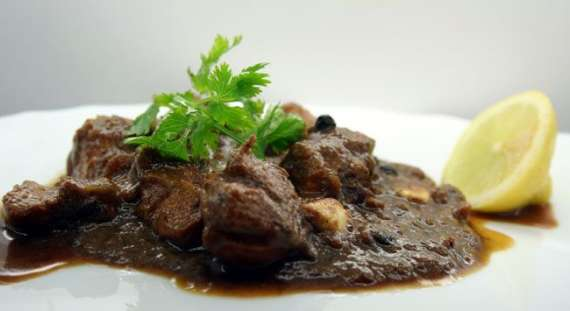Gosht Kali Mirch Recipe In Urdu