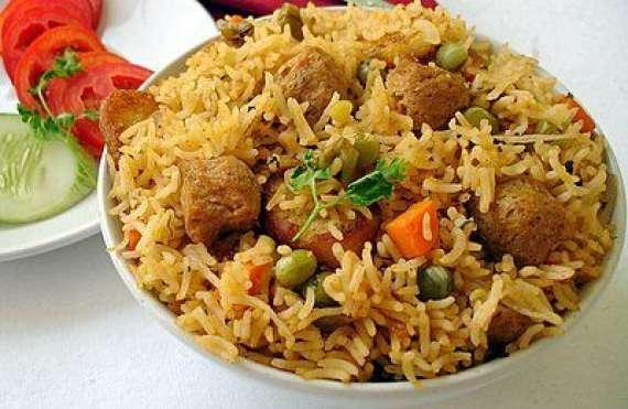 Bont Pulao Recipe In Urdu