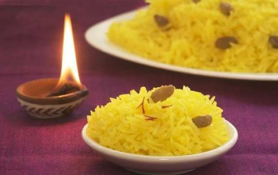 Meethe Chawal Recipe In Urdu