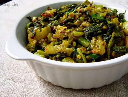 Mooli Bhujia Recipe In Urdu