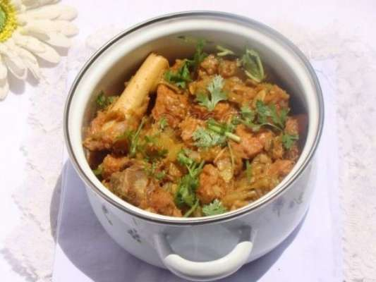 Kaddu Gosht Recipe In Urdu