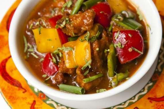 Aloo Matar Gosht Recipe In Urdu