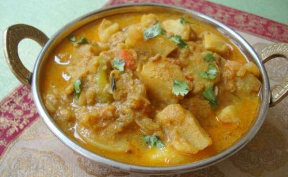 Aloo Khashkhash Kay Sath Recipe In Urdu
