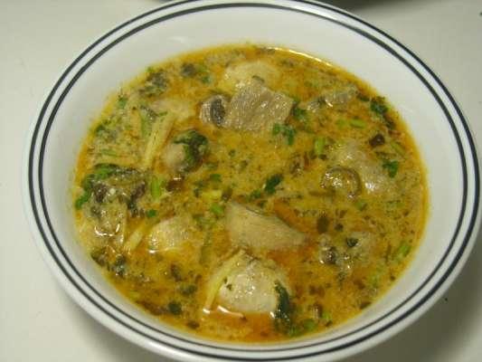 Kaju Gravy Beef Flay Recipe In Urdu