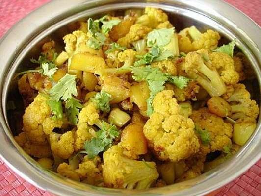 Badam Gobhi Recipe In Urdu