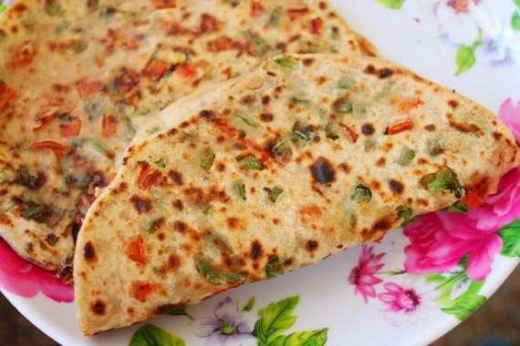 Arbi Paratha Recipe In Urdu