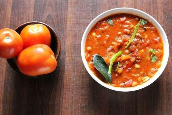 Tamatar Karela Recipe In Urdu