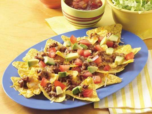 Nachos Recipe In Urdu