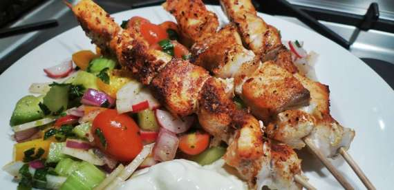 Dhuwa Dhaar Machli Kabab Recipe In Urdu