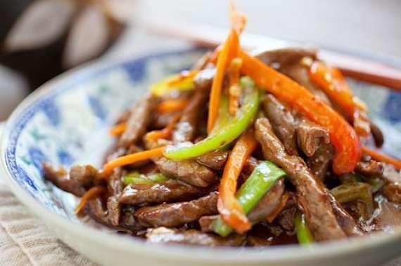 Szechuan Beef Recipe In Urdu