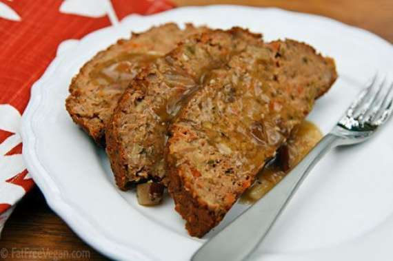 Nut Vegetarian Loaf Recipe In Urdu