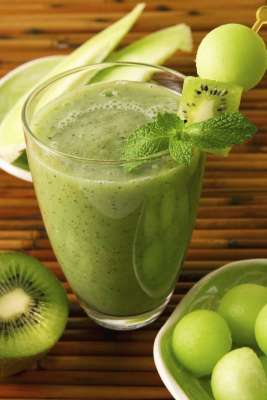Kiwi Smoothie Recipe In Urdu