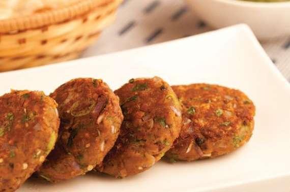 Paneer Aur Sabziyon Ke Kabab Recipe In Urdu