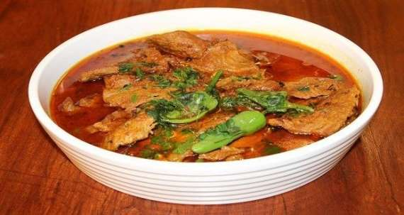 Turk Pasanda Recipe In Urdu