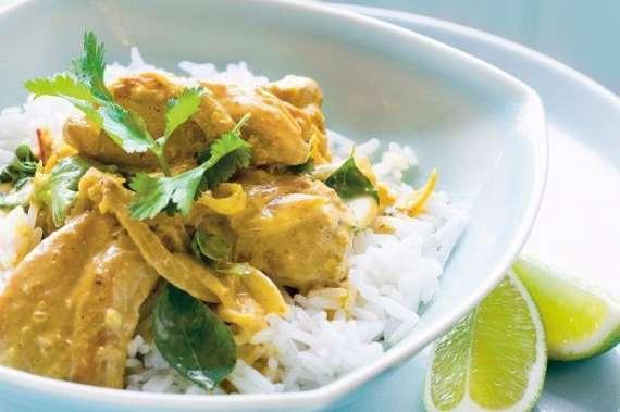 Thai Silver Fish Curry Recipe In Urdu