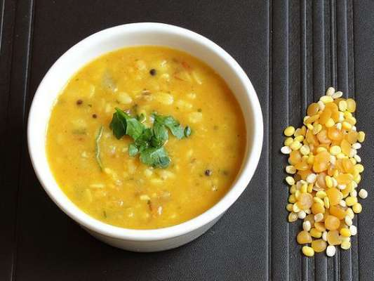 Arhar Aur Lobia Ki Daal Recipe In Urdu