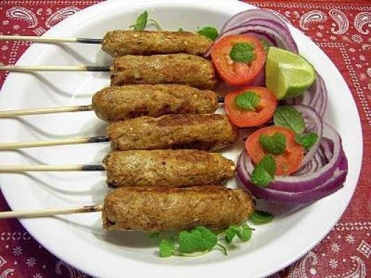 Beef Bihari Kabab Recipe In Urdu