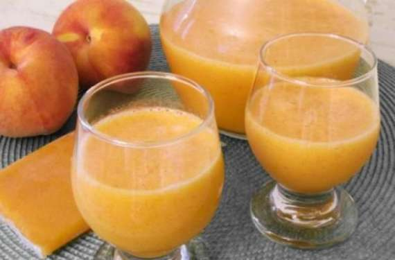 Peach Sharbat Recipe In Urdu