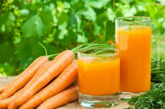 Healthy Carrot Juice (Gajar Ka Sharbat) Recipe In Urdu