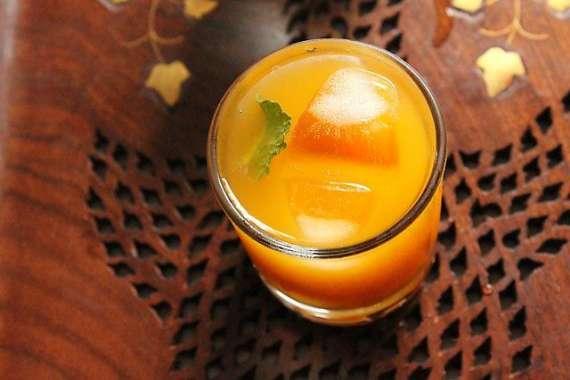 Mango Ki Squash Recipe In Urdu
