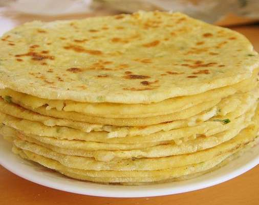 Khujoor Ki Roti Recipe In Urdu