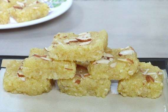 Coconut Mithai Recipe In Urdu