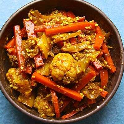 Adrak Ka Achar (ginger Pickle) Recipe In Urdu