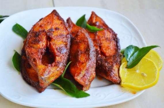 Fry Machli Recipe In Urdu